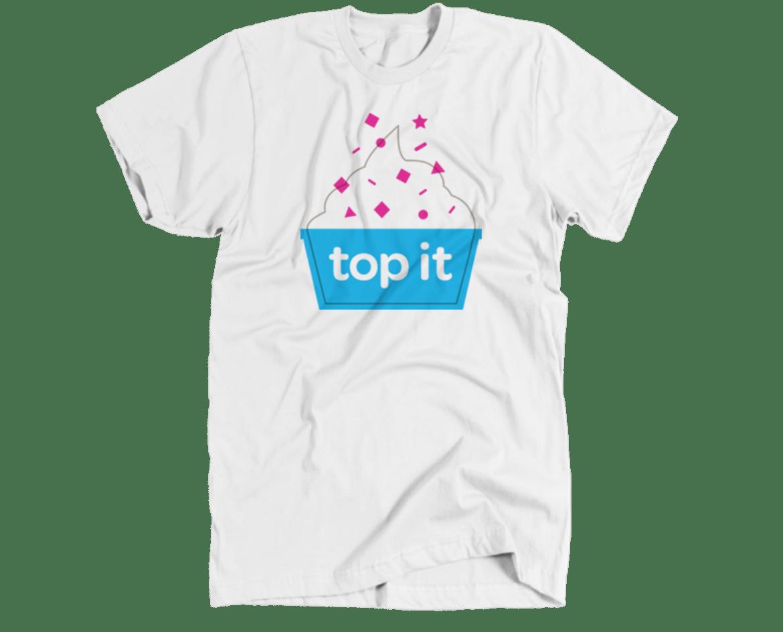 KarenMessing-TopIt-Tshirt